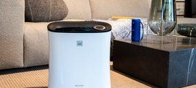 Sharp presenta un nuevo purificador de aire compacto