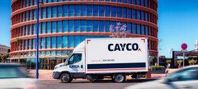 Cayco progresa con fuerza en ventas y superficie de almacenaje
