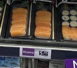 El proveedor de sushi de Lidl ya fabrica en España y desembarca en otro retailer con marca propia