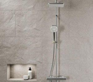 Hansa presenta un nuevo sistema de ducha