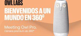 Owl Labs se asocia con Ingram Micro para ampliar la distribución de Meeting Owl Pro en Europa