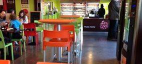 En liquidación la empresa propietaria de dos marcas de comida sana en formato buffet