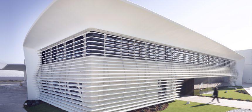 Gazechim Composites Ibérica aplica la tecnología naval y aeronáutica en la construcción de su sede en Valencia