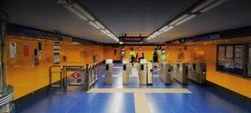 Propamsa participa en la renovación de los pavimentos de una estación del Metro de Madrid