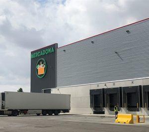 Mercadona invierte 28 M en potenciar su logística en la zona centro