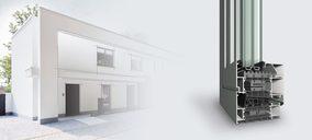Reynaers Aluminium lanza ventanas para viviendas de consumo casi nulo