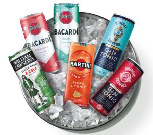 Bacardi pone el foco en nuevos momentos de consumo con sus nuevos RTD
