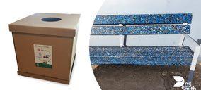 DS Smith Tecnicarton suministra un embalaje para revalorización de residuos