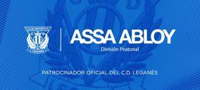 Assa Abloy Entrance Systems se convierte en patrocinador oficial del Club Deportivo Leganés