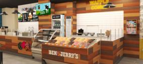 Unilever sumará seis nuevas heladerías este verano