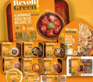 Palacios profundiza en los productos veganos con su nueva marca Revolugreen!