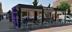 Taco Bell crece en Madrid y Canarias