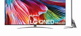 Ya están disponibles los nuevos televisores QNED Miniled de LG