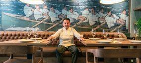 Hi-Macs en el nuevo restaurante de Martin Berasategui en Mallorca