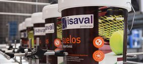 Pinturas Isaval invierte en mejoras productivas y en su red de tiendas