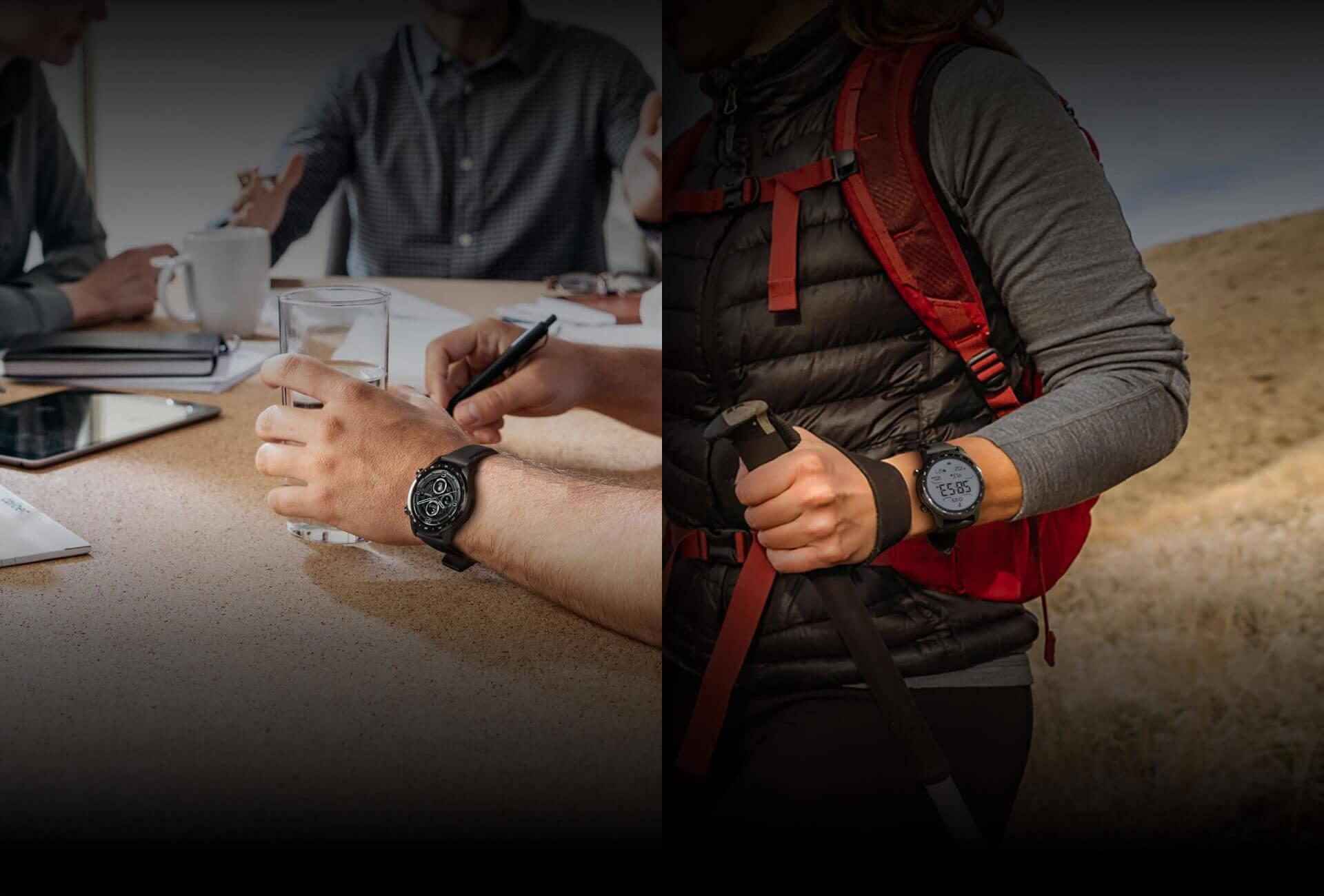 Zococity distribuirá los smartwatch TicWatch de Mobvoi