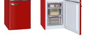 Fagor Electrodoméstico lanza una nueva gama de frigoríficos de estética retro