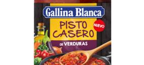 Gallina Blanca quiere impulsar su división centrada en salsas envasadas