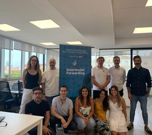 Intermodal Forwarding (Vasco Catalana) inaugura su nueva sede en Barcelona