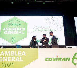 Covirán incrementó sus ventas brutas bajo enseña un 21,5% en 2020 hasta los 1.703 M