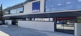 Aldes estrena su nueva sede central en España