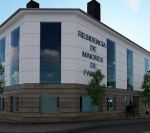 La Diputación de Lugo suma un nuevo proyecto mientras avanza en la construcción de otros dos centros de mayores