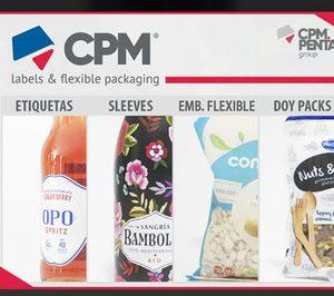 CPM-PENTA Group, nuevo grupo ibérico de embalaje flexible y de etiquetas