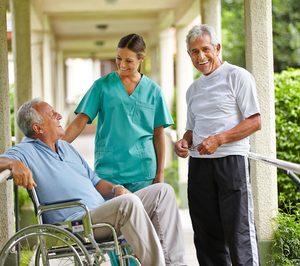 Presentado un informe sobre un nuevo modelo residencial para personas dependientes