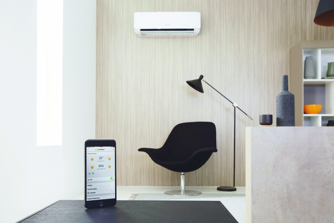Whirlpool lanza una nueva generación de aires acondicionados