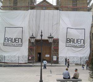 Bauen ejecuta obras de edificación y rehabilitación por un importe de 37 M
