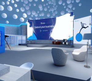 Telefónica acude presencialmente al MWC 2021