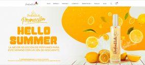 PerfumHada renueva su web para potenciar la venta online