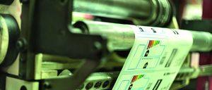 Informe 2021 del sector de Etiquetas Industriales en España