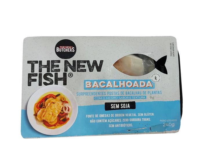 Trozos de bacalao vegetal The New Fish de The New Butchers (5)