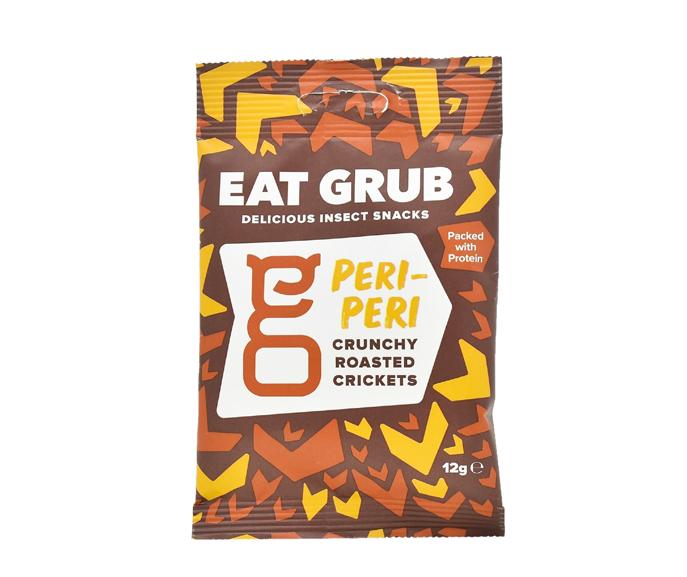 Grillos tostados crujientes Peri-Peri (8)