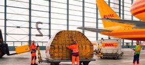 DHL Global Forwarding consigue crecer a doble dígito