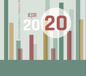 La producción papelera en España cayó un 2,6% en 2020