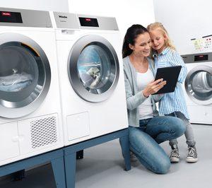 Miele lanza AppWash, su solución digital para lavanderías comunitarias