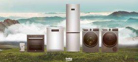 Beko presenta una gama de electrodomésticos sostenibles fabricados con materiales reciclados