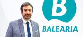George Bassoul (Baleària): A finales de año, empezaremos a remotorizar otro buque, el sexto, para que pueda navegar a gas