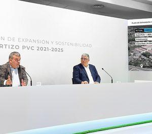 Cortizo invertirá 51 M€ en triplicar capacidad de perfiles y nueva planta de reciclaje