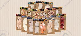 Frigorífics Ferrer presenta nueva gama en envase sostenible con diseño paper-like