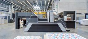 Heidelberg invierte en el creciente mercado de las etiquetas IML y el cartón plegable