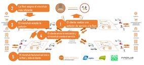 Nace una propuesta de crear una red de microhubs de uso compartido