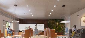 Hunter Douglas Architectural lanza su nuevo producto para techos y paredes creado con hormigón