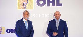 OHL culmina la refinanciación y la reestructuración accionarial