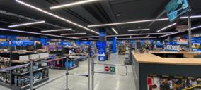 Elektro3 estrena un amplio showroom de ferretería y productos para el hogar
