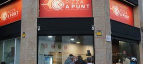 Pizza A Punt cumple su plan de aperturas y prepara nuevos proyectos expansivos