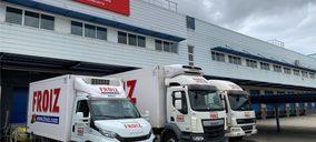 Froiz abre plataforma logística en Madrid apoyando su expansión en la zona centro