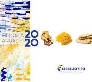 Las ventas de Cerealto Siro se redujeron un 19,6% en 2020